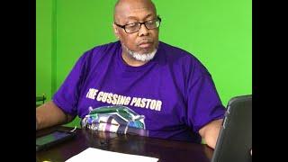Pastor's back!