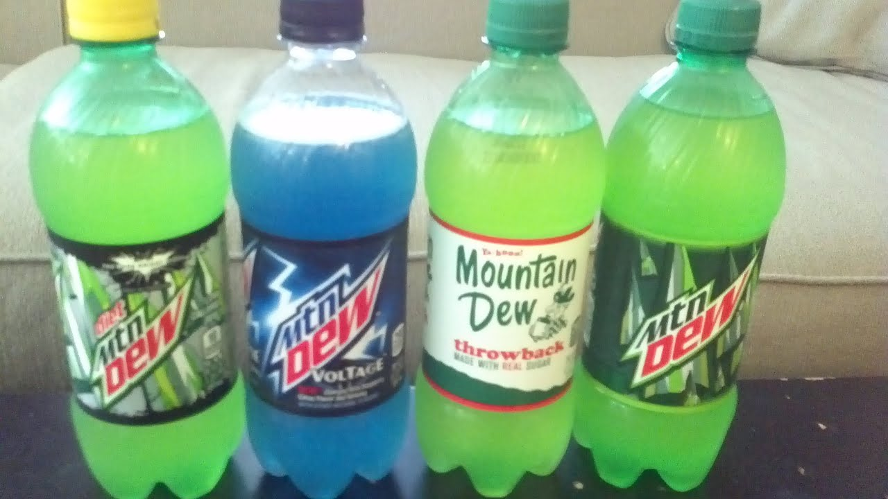 Mountain Dew Challenge 80 oz Mountain Dew Challenge