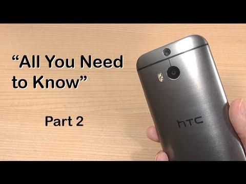 HTC ONE M8: