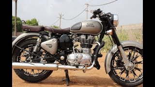 Royal Enfield Classic 350  || Review || Ride || Amazing modifications