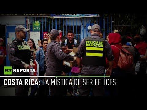 Costa Rica: La mística de ser felices - RT reporta