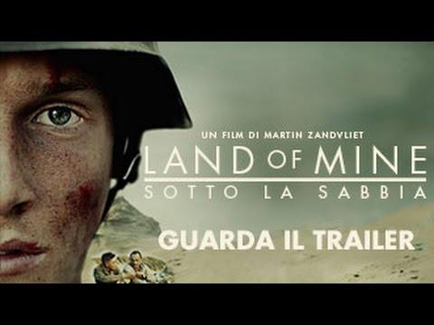 Land Of Mine - Sotto La Sabbia - Trailer Ufficiale dal 24 Marzo al cinema.