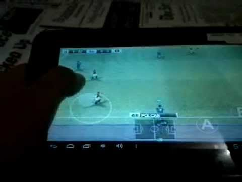 Jogos Tablet Genesis GT 7200- PES 2012 download