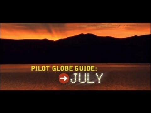 Pilot Globe Guides - July