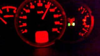 Mitsubishi Pajero Dakar 3.2 Diesel acelerando ao máximo