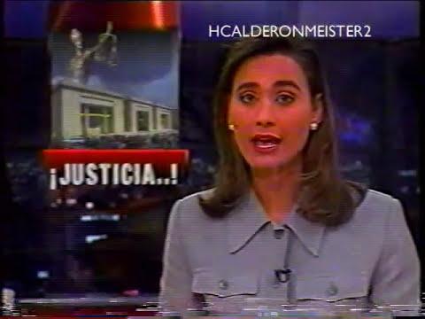 Créditos Telenovela Tiempos difíciles, anuncio Inravisión, Extra QAP, Noticiero QAP (1997)