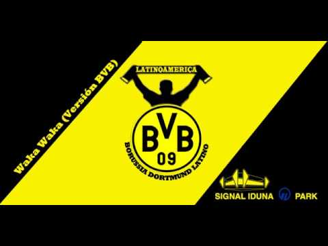 Waka Waka  (versión Bvb) video