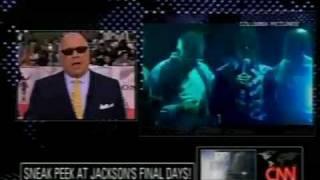 マイケル・ジャクソン THIS IS IT ワールド・プレミア インタビュー2/2の動画