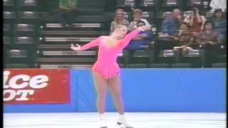 Tonya Harding - 1993 Skate America, Ladies