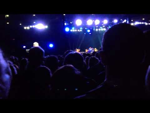 Backstreets - Bruce Springsteen - Stockholm 3rd May 2013