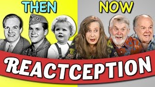 ELDERS REACT TO OLD PICTURES OF THEMSELVES!