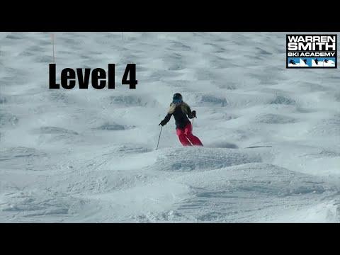 Warren Smith Ski Academy - LEVEL 4 SKIER