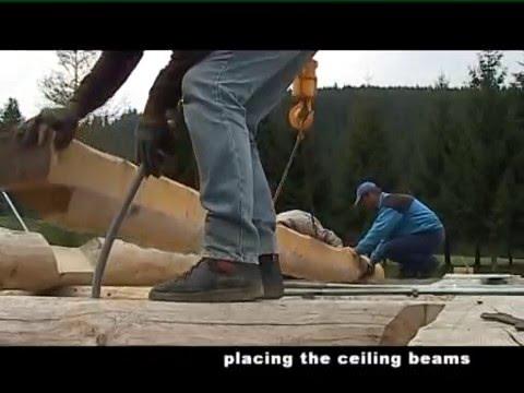 Ako sa stavia zrub