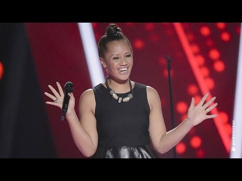 Maybelle Galuvao Sings Gravity | The Voice Australia 2014