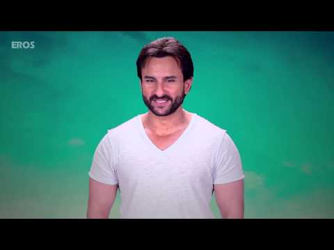 Saif Ali Khan Has A Special Message For You!