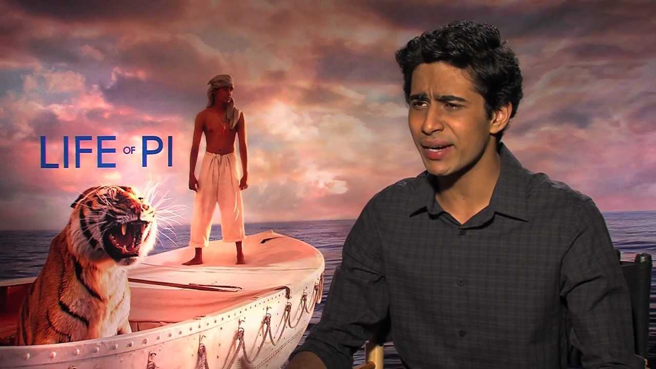 Tinsel talk life of pi suraj sharma youtube for Life of pi main character