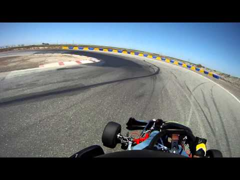 DR Shifter Kart - Buttonwillow - Practice #2 - 7/28/12