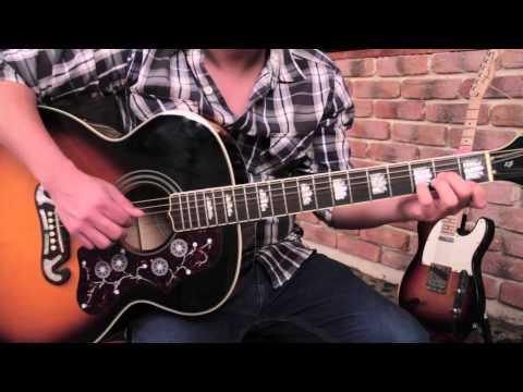 Como Tocar eres De Cafe Tacuba - Tutorial Guitarra + Tab (hd) video