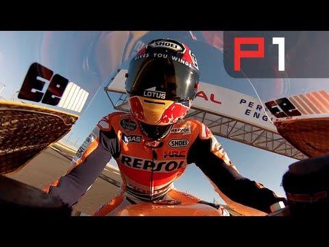 Amazing Marc Marquez onboard lap