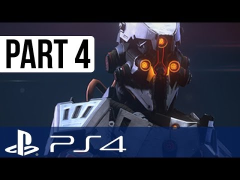Killzone Shadow Fall Gameplay Walkthrough Part 4 - Chapter 3: The Doctor (PS4 Gameplay HD)