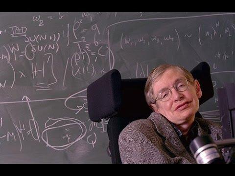 Wo sind wir im Universum - Doku mit Stephen Hawking