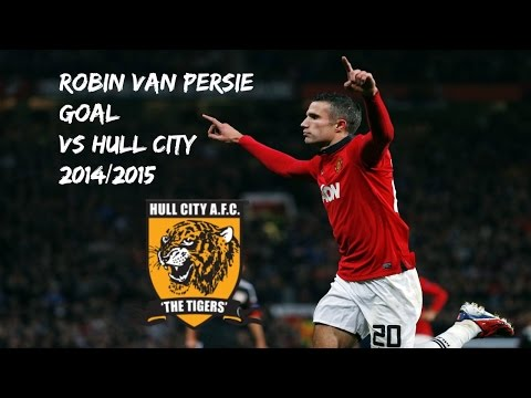 Robin Van Persie's goal  vs Hull City [29/112014]