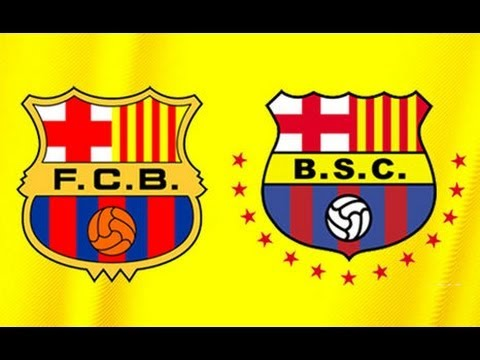 FC Barcelona de España pelea su marca frente Barcelona Sporting Club de Ecuador: ATTD 017