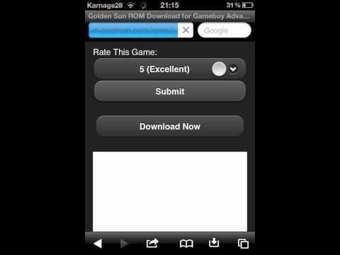 TUTO | Jouer aux jeux GBA sur votre iPod/iPad/iPhone thumbnail