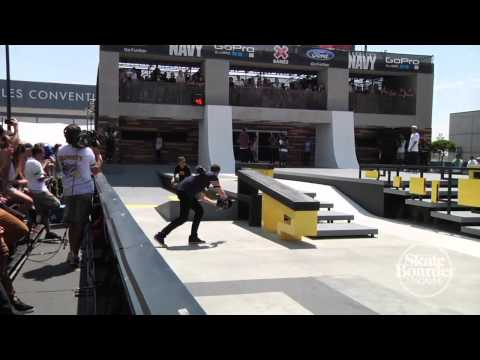 Skateboarder Magazine: X Games Street League LA 2013 FINALS