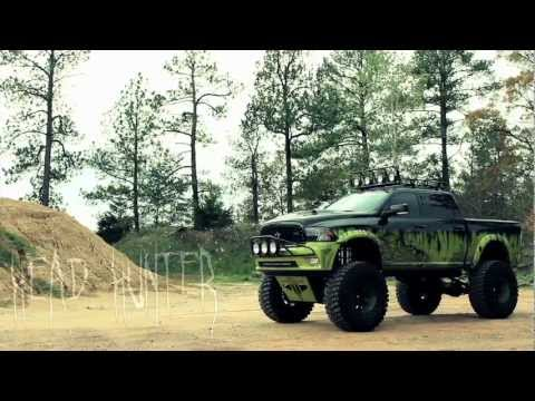 Head Hunter: Custom 2009 Dodge Ram
