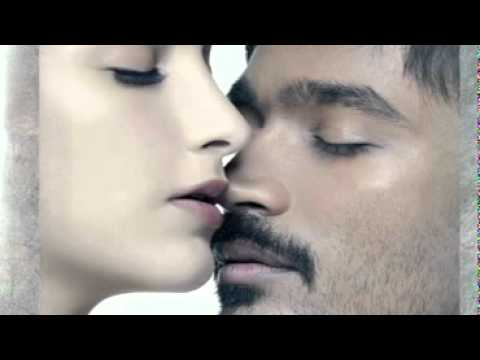 Kannazhaga The Kiss Of Love - moonu 3  tamil HD Song