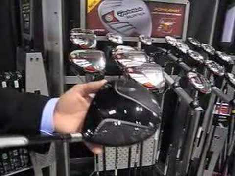 TaylorMade Burner Driver Video