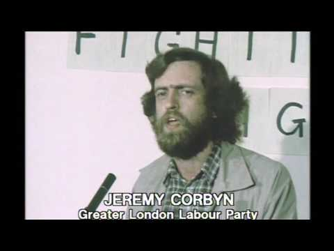 CORBYN ANGER AT LABOUR MPS ... IN 1981 - BBC Newsnight