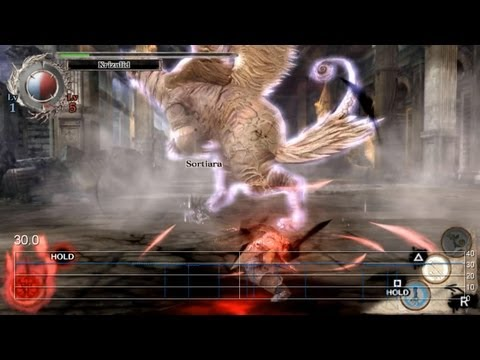 Soul Sacrifice PlayStation Vita Frame-Rate Tests
