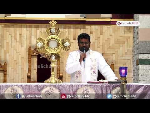 Holy Eucharist Adoration@ St Theresa's Church, Sanathnagar, Hyd,TS,India 07 12 18