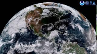 Follow the Moons Shadow across the Northern Hemisphere
