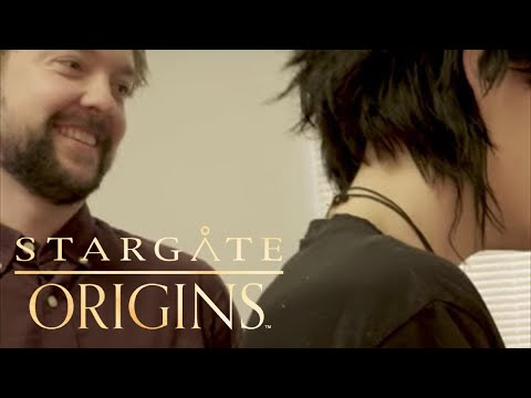 Becoming Kasuf - Behind The Scenes | Stargate Origins