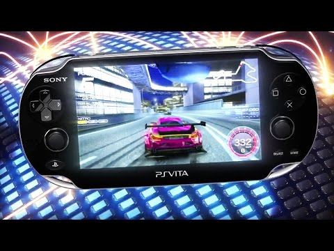 Top 10 PS Vita racing games