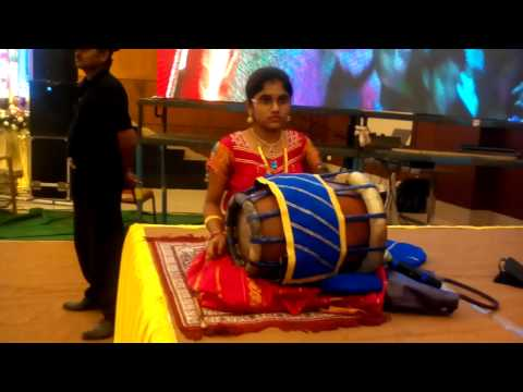 Thavil dolu By Lalitha Maneesha video