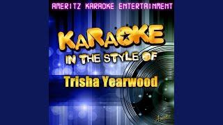 Watch Trisha Yearwood Like We Never Had A Broken Heart video