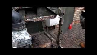 Land Rover Series 3 Rusty Repairs -Part 4-