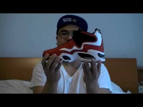Air Griffey Max 1 Cincinnati Reds Shoe Review