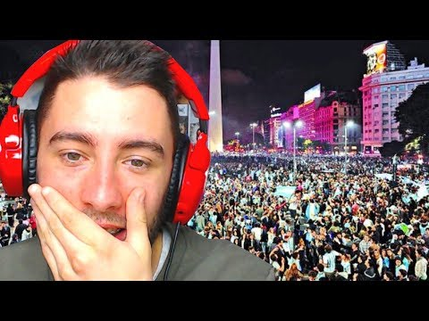 ESTAMOS EN LA FINAL!! ARGENTINA MUNDIAL 2014 | ElShowDeJota