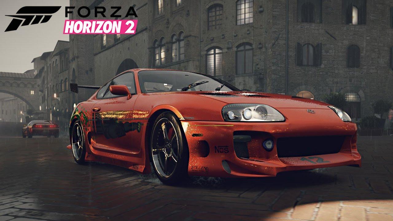 Car Count In Forza Horizon