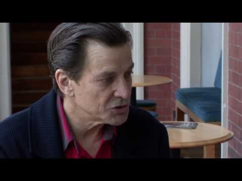 Exclusive!!! Dirk Benedict talks about the new a team movie.