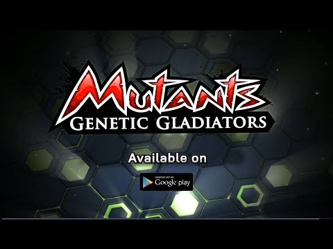 Mutants Genetic Gladiators APK Cover