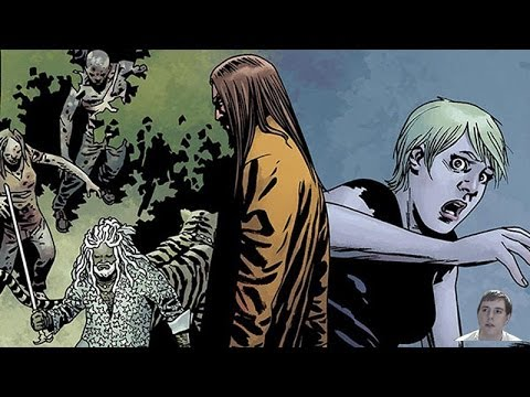 The Walking Dead 117 - All Out War Part 3 of 12! - Video Review