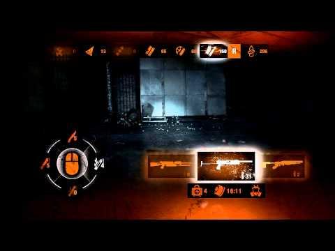 Metro 2033 Redux #4 60 fps teste