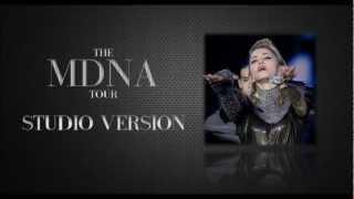 Madonna - I'm Addicted (The MDNA Tour Studio Version)