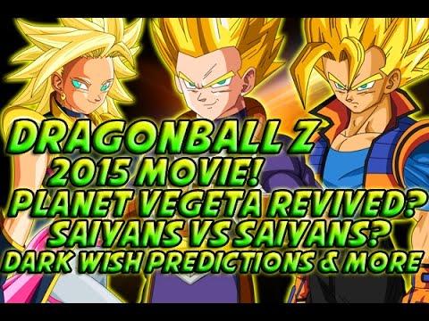 Dragonball Z 2015 Movie! (battle Of Gods 2) – Planet Vegeta Resurrected? Saiyans Invade? & More! video
